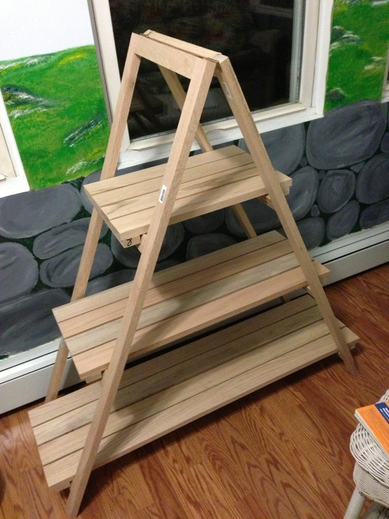 Diy How To Build An A Frame Plant Stand Wooden Pdf